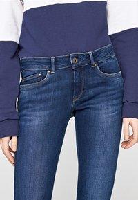 Pepe Jeans - Jeans Skinny Fit - blue denim - 3