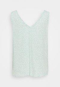 Esprit - CORE MAROCIAN - Linne - light aqua green - 1