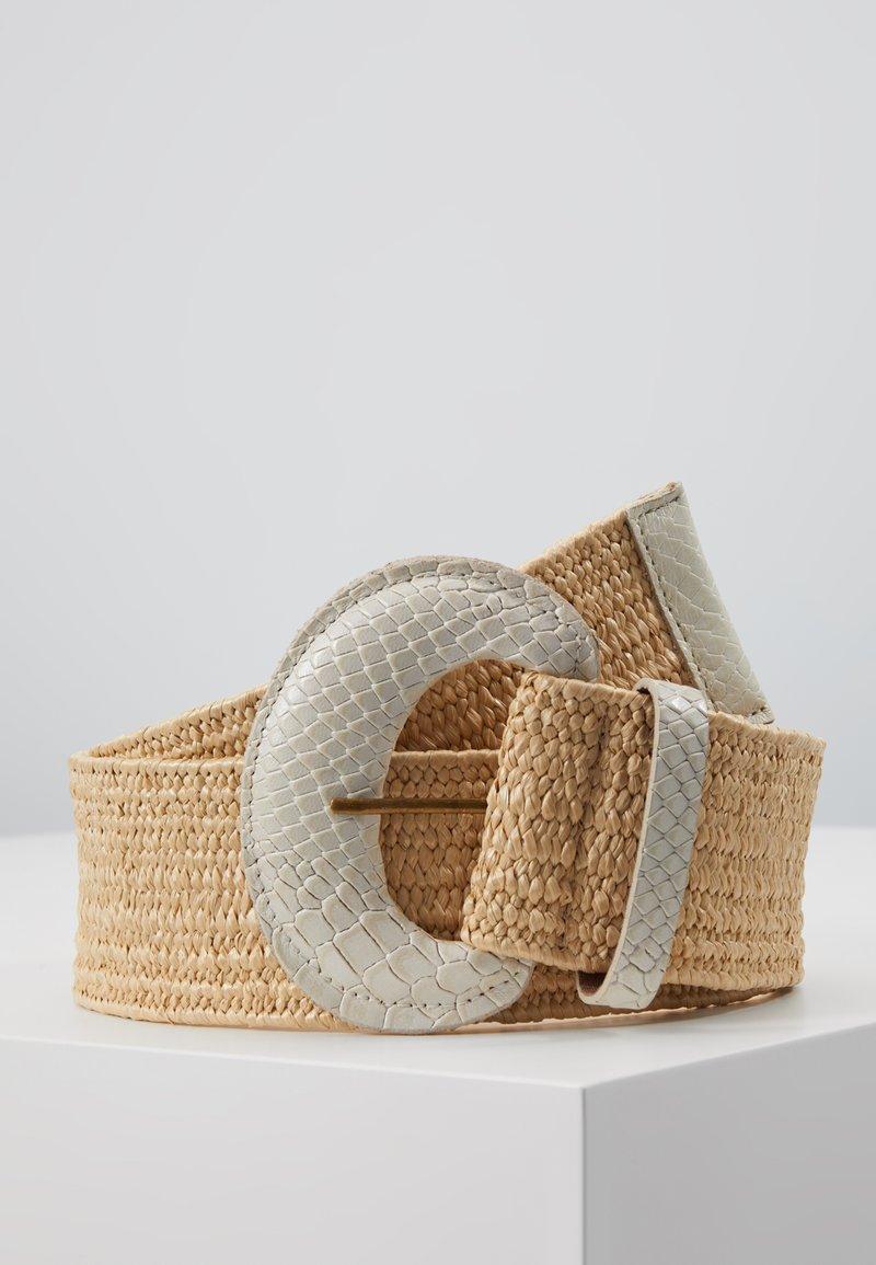 Vanzetti - Belt - off-white