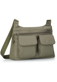 Hedgren - INNER CITY PRARIE - Borsa a tracolla - olive night - 2