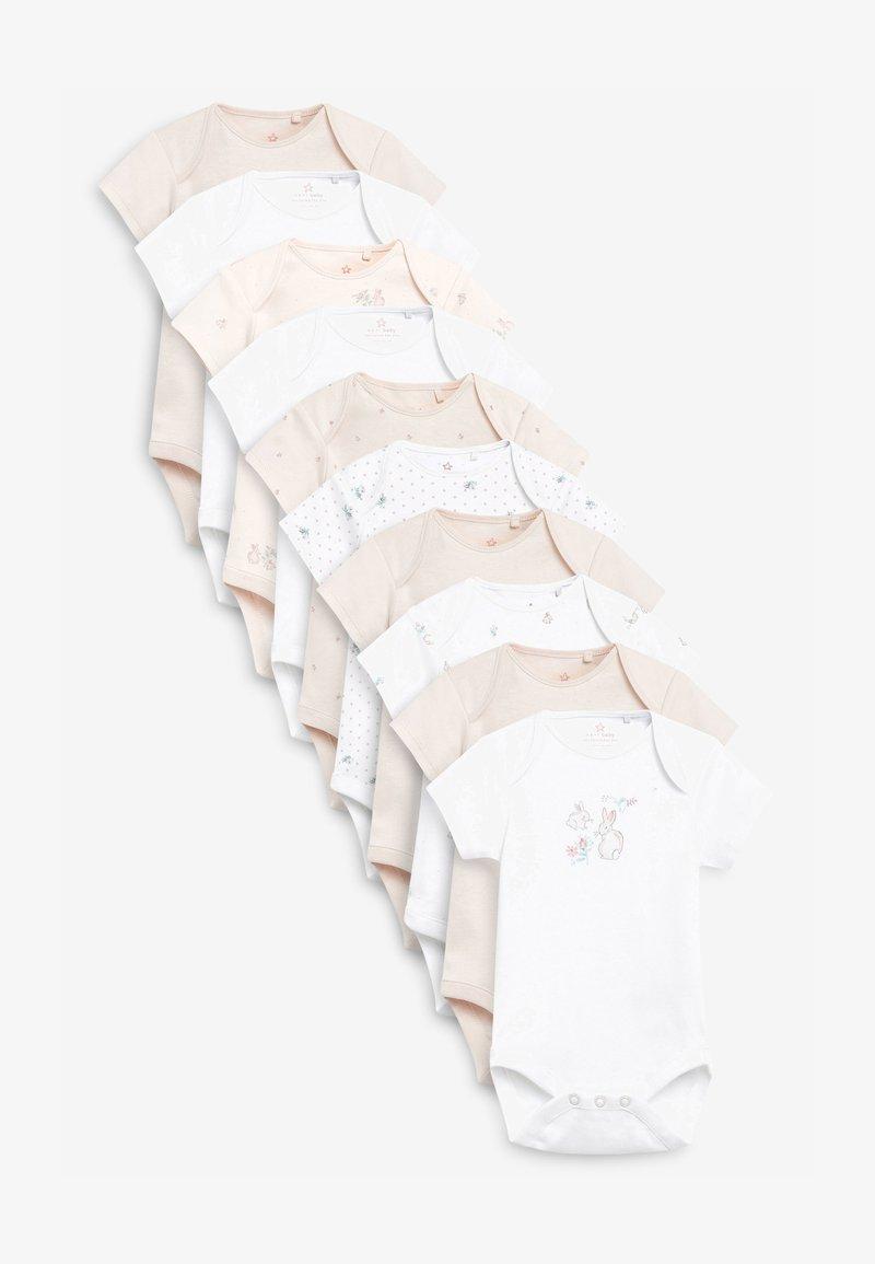Next - 10 PACK - Body - white