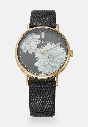 PHYLIPA PEONIA - Watch - black