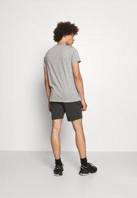 Brave Soul - TARLEY - Shorts - dark charcoal marl - 2