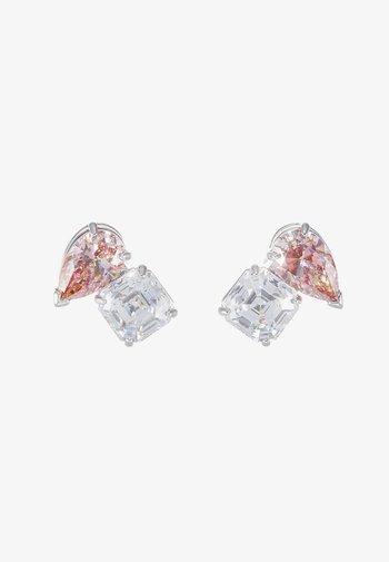 ATTRACT SOUL - Earrings - fancy morganite