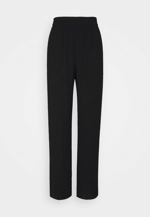 LOUISE  - Tracksuit bottoms - black