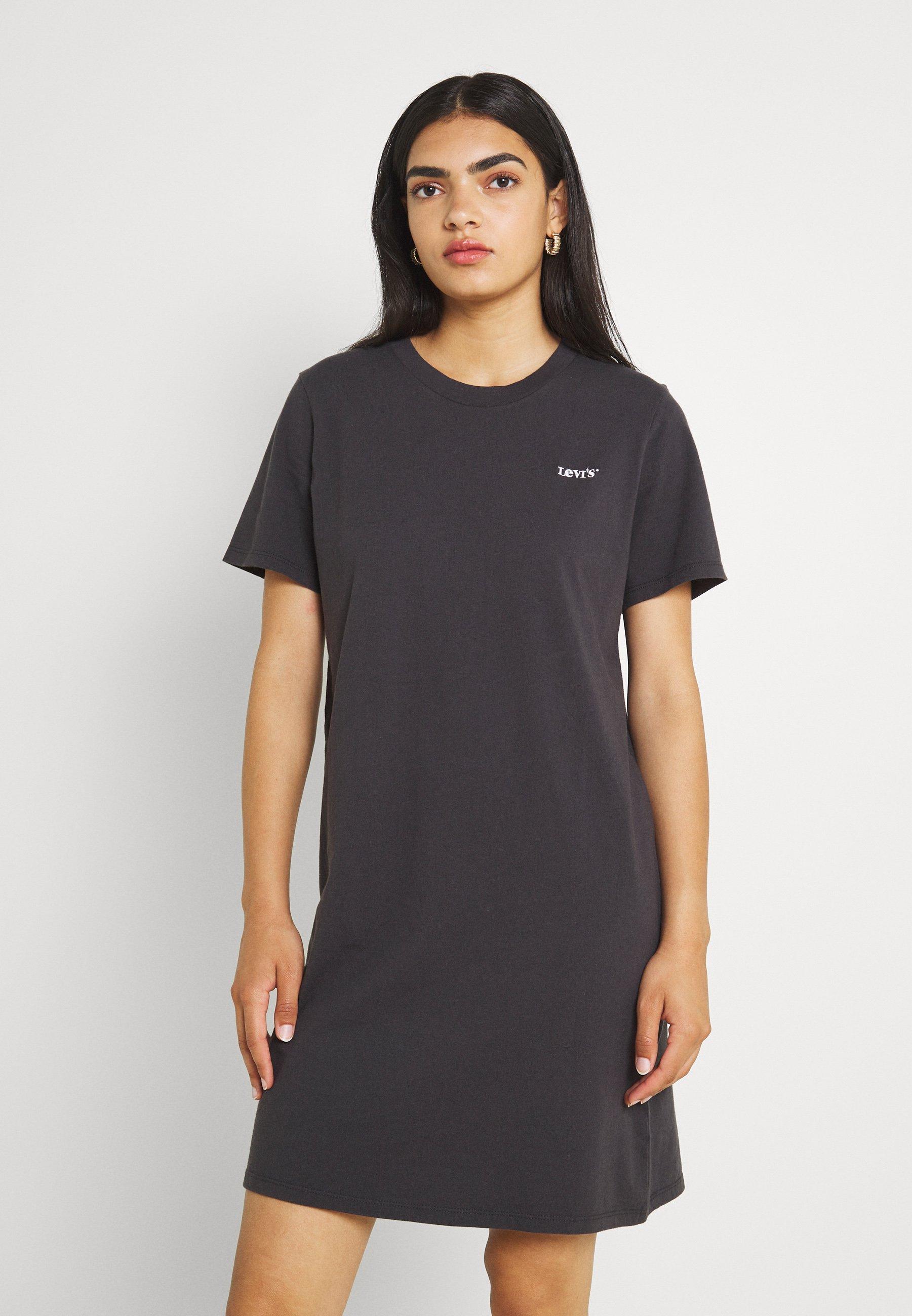 Women ELLE TEE DRESS - Jersey dress