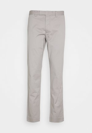 FLAT PANT - Trousers - grey fog