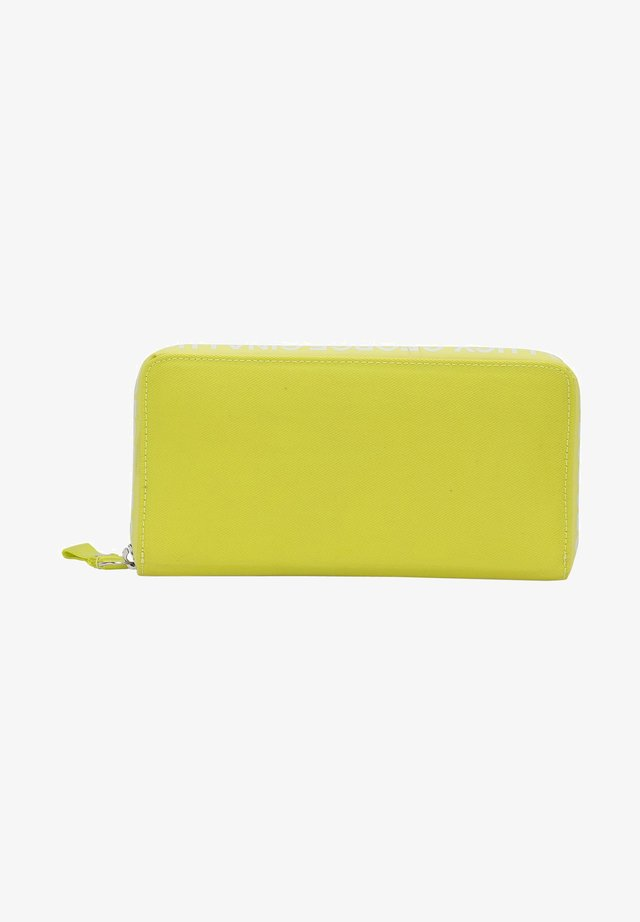 Portefeuille - yellow