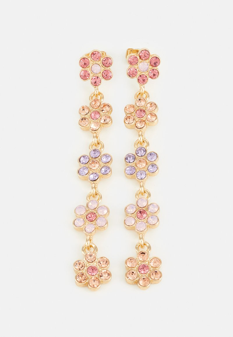 Pieces - PCFREJA EARRINGS - Earrings - gold-coloured