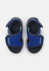 Skechers - C-FLEX 2.0 - Pool slides - navy/blue - 4