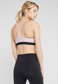 Nike Performance - INDY BRA - Sports bra - pink rise/black - 2