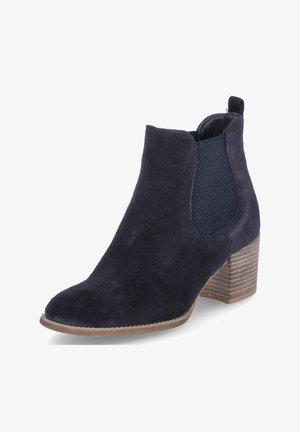 Classic ankle boots - dunkel blau