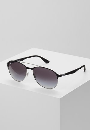 Sunglasses - silver/black