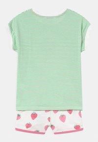Marks & Spencer London - STRAWBERRY  - Pyjama set - green mix - 1