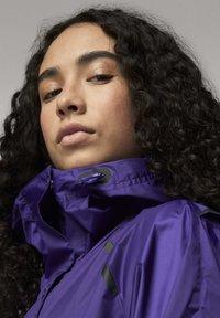 adidas by Stella McCartney - ADIDAS BY STELLA MCCARTNEY TRUEPACE RUN JACKET WIND.R - Training jacket - purple - 5