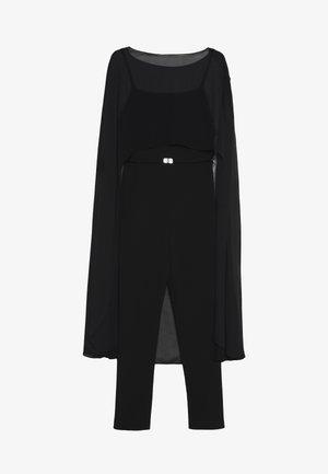 LUXE TECH COMBO - Jumpsuit - black