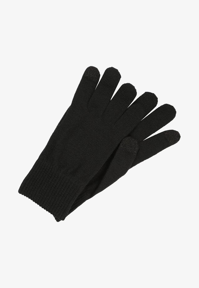 BEN  - Gants - regular black