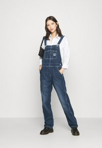 Carhartt WIP - OVERALL - Dungarees - blue - 1