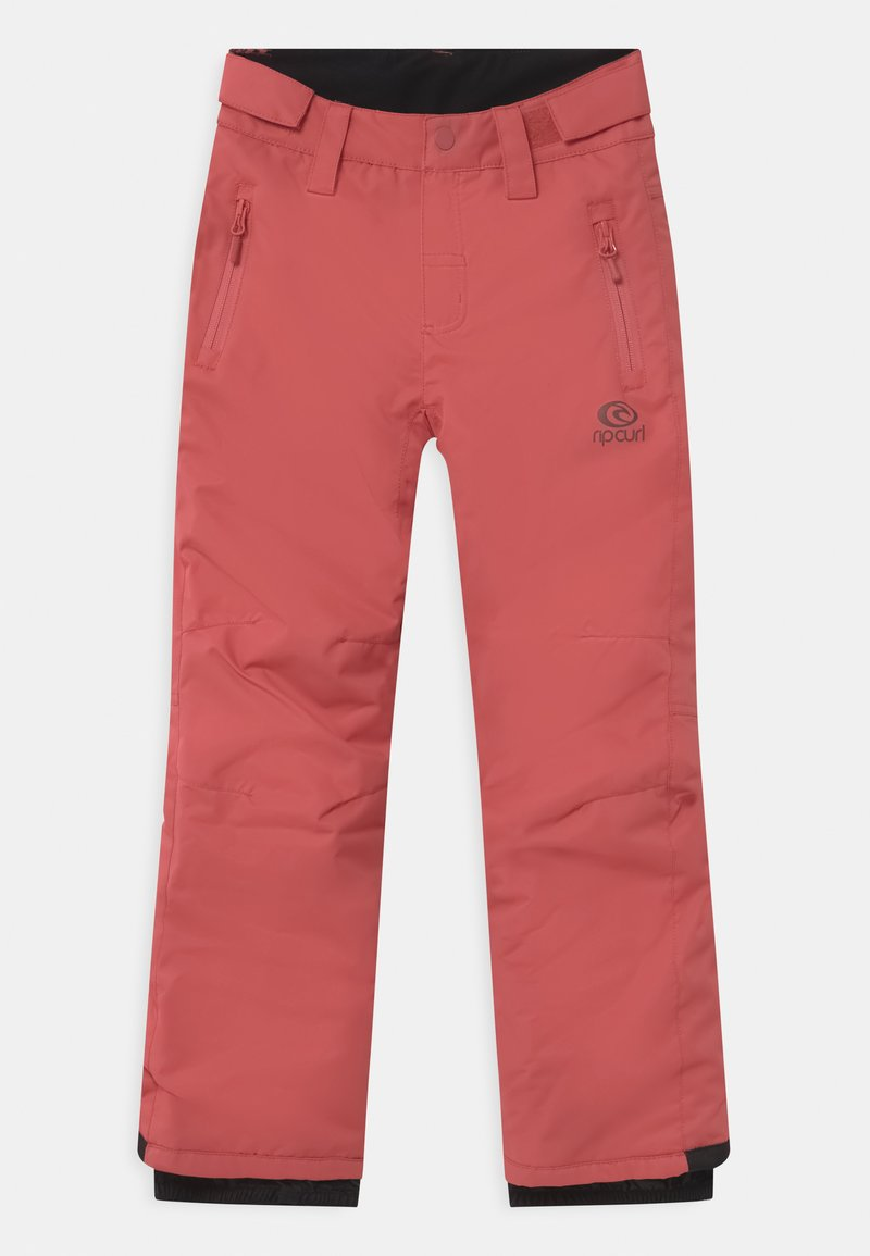 Rip Curl - OLLY UNISEX - Snow pants - dusty cedar