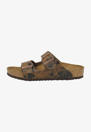 ARIZONA  - Mules - color sprays brown (1008301)