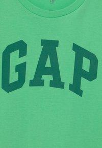 GAP - BOY ARCH - T-shirt con stampa - cool jade - 2