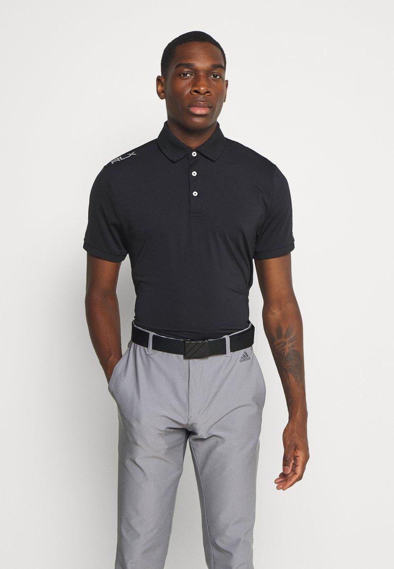 Polo Ralph Lauren Golf - SHORT SLEEVE - Funkční triko - black