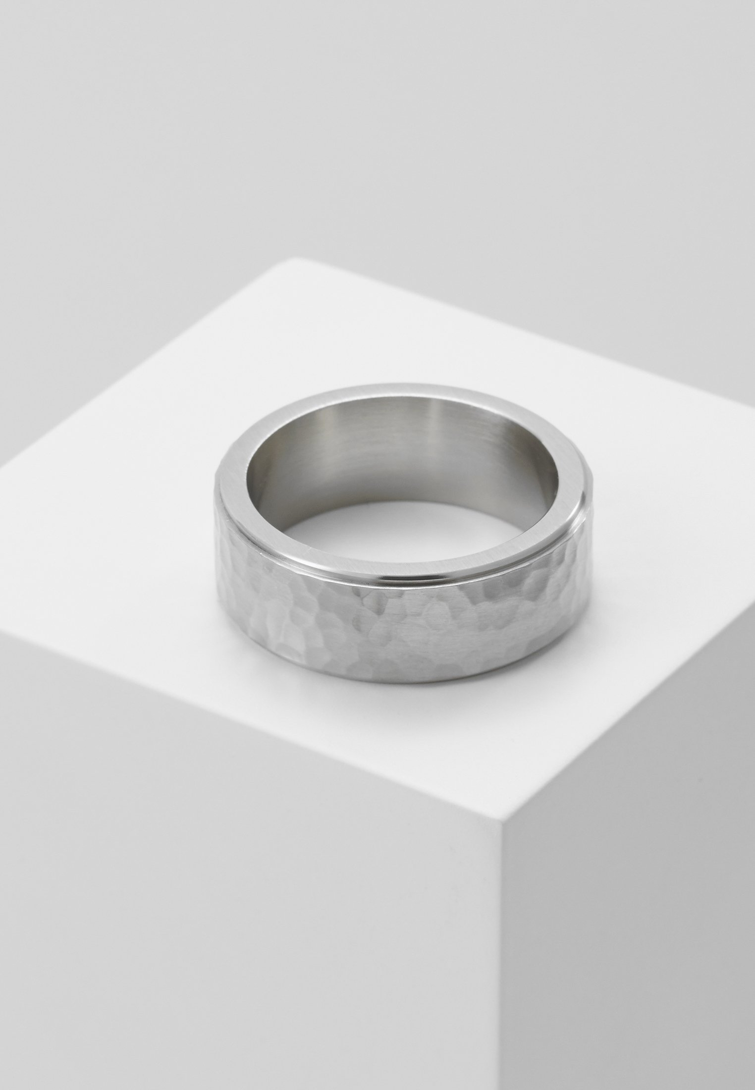 Homme HERO HAMMERED BAND - Bague