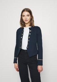 ONLY - ONLANETTA - Sportovní sako - navy blazer - 0