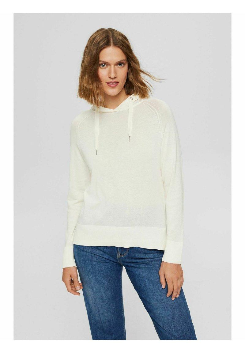 Esprit - Hoodie - off white