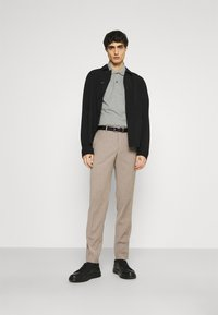 Selected Homme - NEO - Polo shirt - medium grey melange - 1