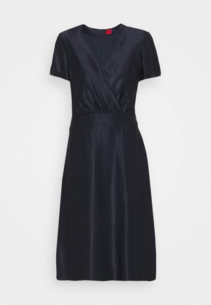 KEMONA - Shift dress - open blue