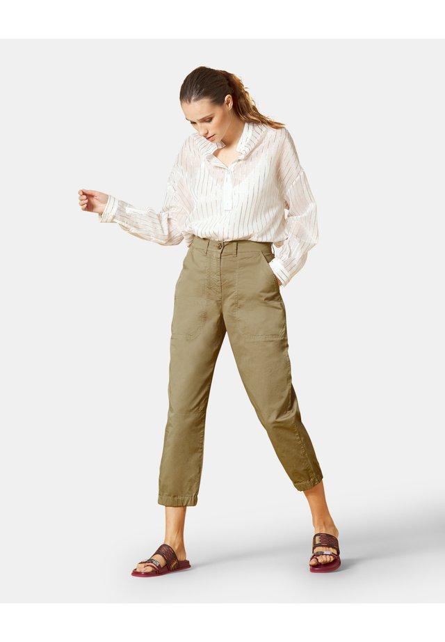 Pantaloni - kaki