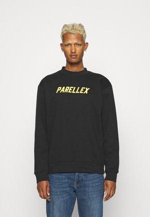 LOUNGE CREW - Sweatshirt - black