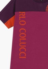 Carlo Colucci - Jersey dress - pink/lila/orange - 2