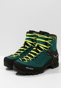 Salewa - RAPACE GTX - Mountain shoes - shaded spruce/sulphur spring - 2