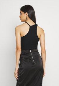 Gina Tricot - JUNO - T-shirts med print - black - 2