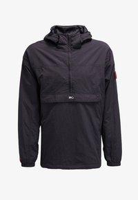 K1X - Urban Hooded - Fleece jacket - black - 4