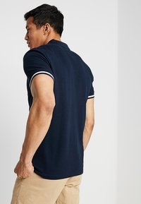 Tommy Hilfiger - CONTRAST TIPPED REGULAR - Polo shirt - blue - 2