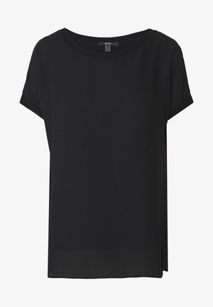 WOMIX 2 LAYER - Blouse - black