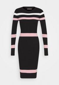 Anna Field Tall - Jumper dress - black - 4