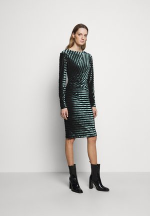 IZLA - Robe fourreau - dark green