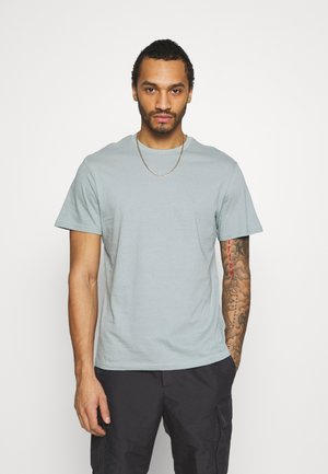ONSMILO LIFE TEE - T-shirt con stampa - silver blue