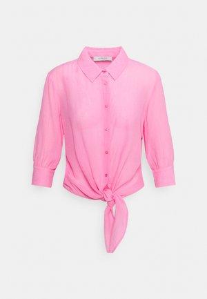 TILDE - Overhemdblouse - rosa intenso