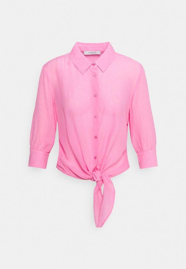TILDE - Skjorta - rosa intenso