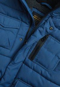 Next - LONGLINE - Winter jacket - blue - 2