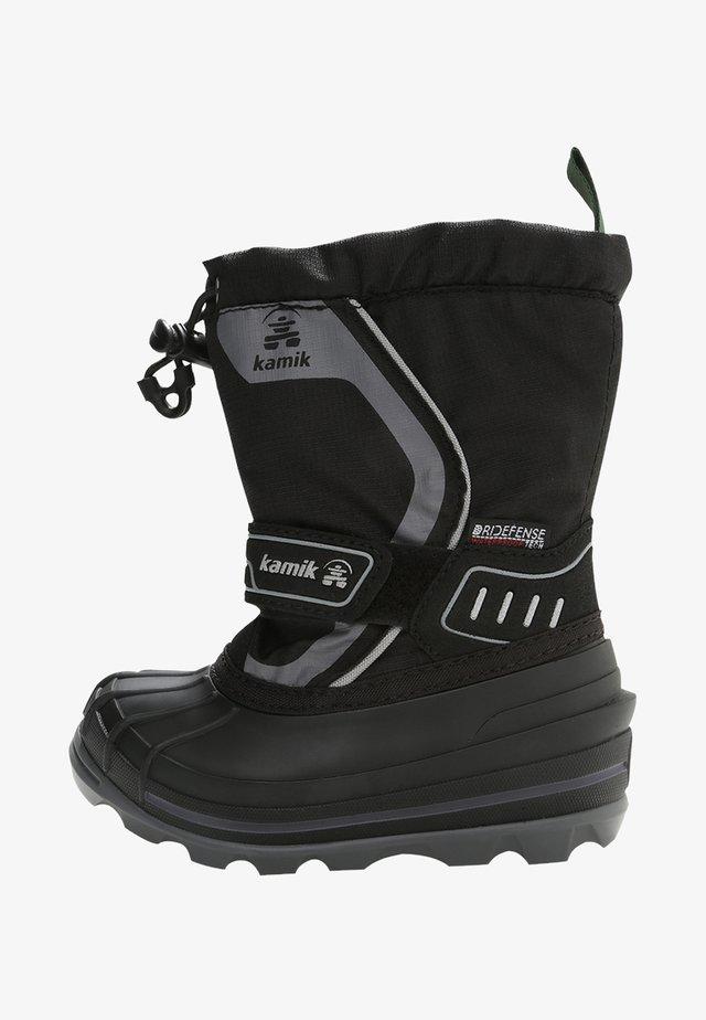 SNOWCOAST4 - Bottes de neige - black