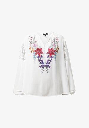 LADA - Bluse - white