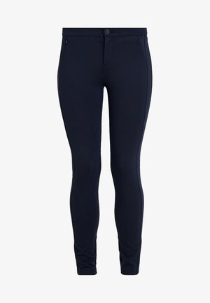 HERITAGE FIT PANTS - Trousers - midnight