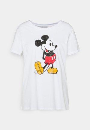 CARMINNIE LIFE TEE - T-shirt con stampa - white