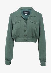 Collectif - Light jacket - green - 5